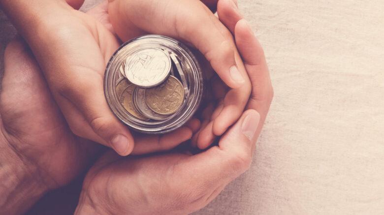 Geldspenden