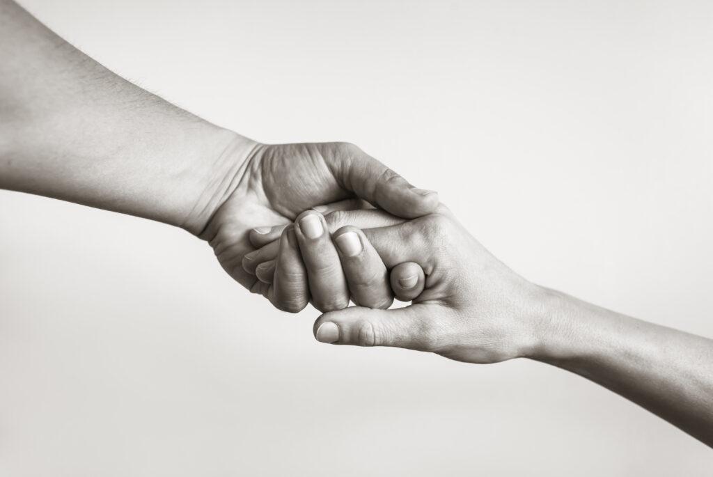 Helfende Hände Wie helfen)